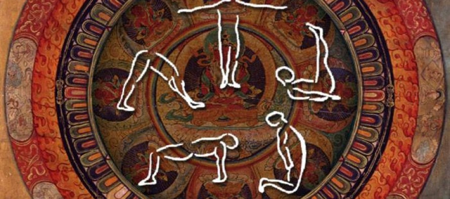 The Five Tibetan Rites