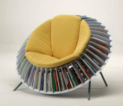 Creative reading chairs